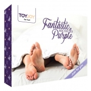Fantastic Purple Sex Toys Kit